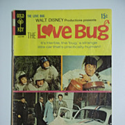 Gold Key Comics The Love Bug 1969