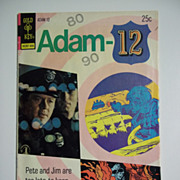 Gold Key Comics Adam 12 No. 4, Aug. 1974