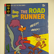 Gold Key Comics The Road Runner No. 26, Oct. 1971