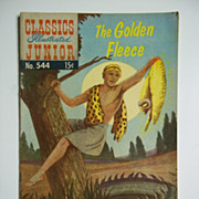 Classics Illustrated Junior No. 44: The Golden Fleece