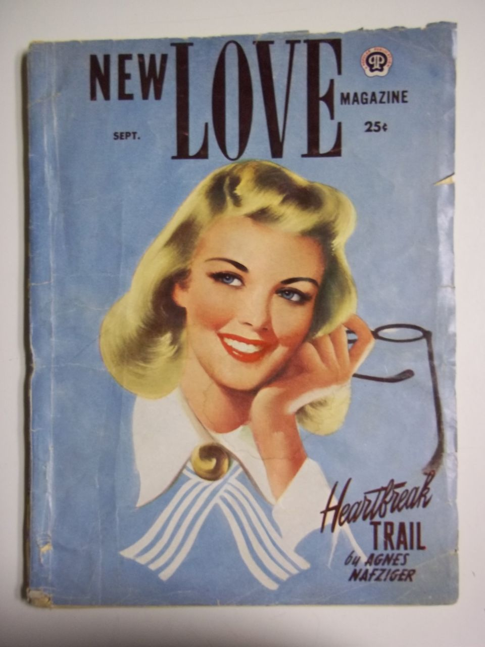 New Love Magazine No. 1, Vol. 33, Sept. 1953