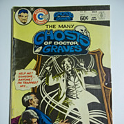 Charlton Comics The Many Ghosts of Doctor Graves No. 71, March 1982