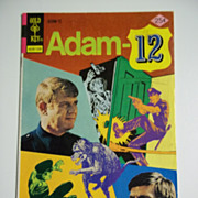 Gold Key Comics Adam 12 No. 8, Aug. 1975