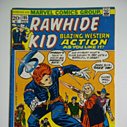 Marvel Comics Rawhide Kid No. 105, Vol. 1, Nov. 1972
