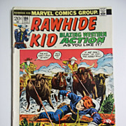 Marvel Comics Rawhide Kid No. 106, Vol. 1, Dec. 1972