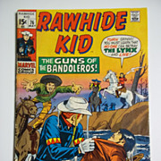 Marvel Comics Rawhide Kid No. 76, Vol. 1, May 1970