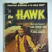 Approved Comics No. 7, May 1954: The Hawk