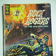 Gold Key Comics Buck Rogers in the 25th Century No. 1, 1964