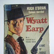 Dell Comics Wyatt Earp No. 4 1958