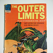 Dell Comics The Outer Limits No. 14 July 1967