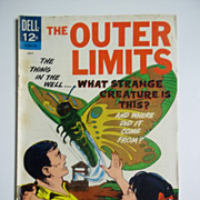 Dell Comics The Outer Limits No. 13 May 1967