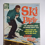 Dell Comics Movie Classics Ski Party Frankie Avalon 1965