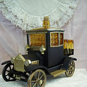 SALE 1915 Ford Model T Decanter and Music Box
