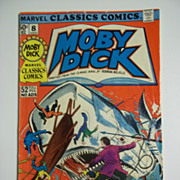 Marvel Classics Comics No. 8: Moby Dick 1976