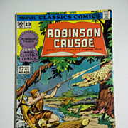 Marvel Classics Comics No. 19: Robinson Crusoe 1977