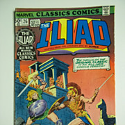 Marvel Classics Comics No. 26: The Iliad 1977