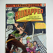 Marvel Classics Comics No. 27: Kidnapped 1977