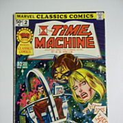 Marvel Classics Comics Vol. 1, No. 2: The Time Machine, 1976