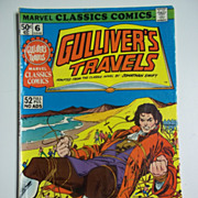 Marvel Classics Comics No. 6: Gulliver's Travels 1976