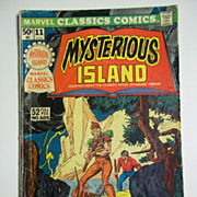 Marvel Classics Comics No. 11: Mysterious Island 1976