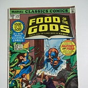 Marvel Classics Comics No. 22: Food of the Gods 1977