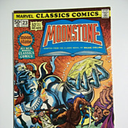 Marvel Classics Comics No. 23: Moonstone 1977