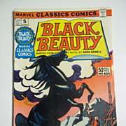 Marvel Classics Comics No. 5: Black Beauty 1976