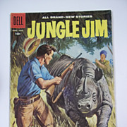 Dell Comics Jungle Jim No. 16 1958