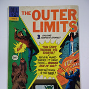 Dell Comics The Outer Limits No. 15 1967