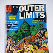 Dell Comics The Outer Limits No. 12 1967