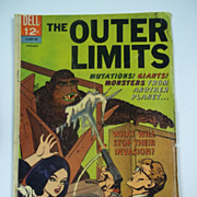 Dell Comics The Outer Limits No. 11 1967