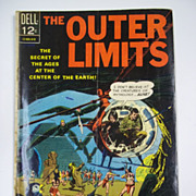 Dell Comics The Outer Limits No. 10 1966
