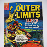 Dell Comics The Outer Limits No. 9 1966