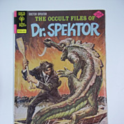 Gold Key Comics The Occult Files of Dr. Spektor No. 20 1976