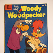 SOLD Dell Comics Walter Lantz Woody Woodpecker No. 57 1959