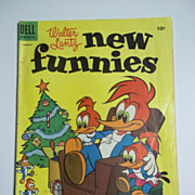 Dell Comics Walter Lantz New Funnies Vol. 1 No. 215 1955