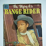 Dell Comics The Flying A's Range Rider No. 11 1955