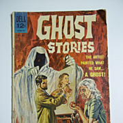 Dell Comics Ghost Stories No. 4 1963