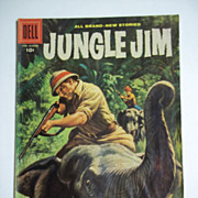 Dell Comics Jungle Jim No. 15 1958
