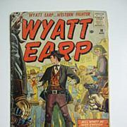 Atlas Comics Wyatt Earp No. 18 Vol. 1 1958