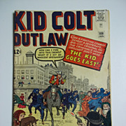 Western Comics Kid Colt Outlaw Vol. 1 No. 108 Jan. 1963