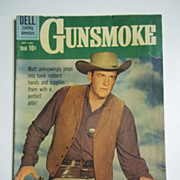 Dell Comics Gunsmoke No. 23 1960