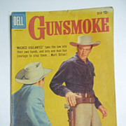 Dell Comics Gunsmoke No. 15 1959