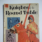 Dell Movie Classics Comic Knights of the Round Table No. 540 1954