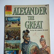 Dell Movie Classics Comics Alexander the Great No. 688 1956