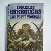 Back to the Stone Age Edgar Rice Burroughs Pellucidar Series Ace Books Paperback