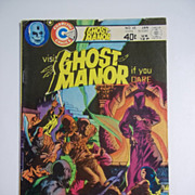 Charlton Comics Ghost Manor No. 48 1980