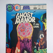 Charlton Comics Ghost Manor No. 71 1983