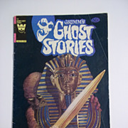 Whitman Comics Grimm's Ghost Stories No. 55 1981
