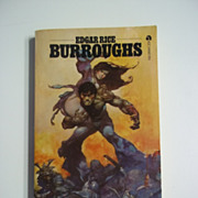 The Mucker Edgar Rice Burroughs Ace Books 1st Edition 1974
